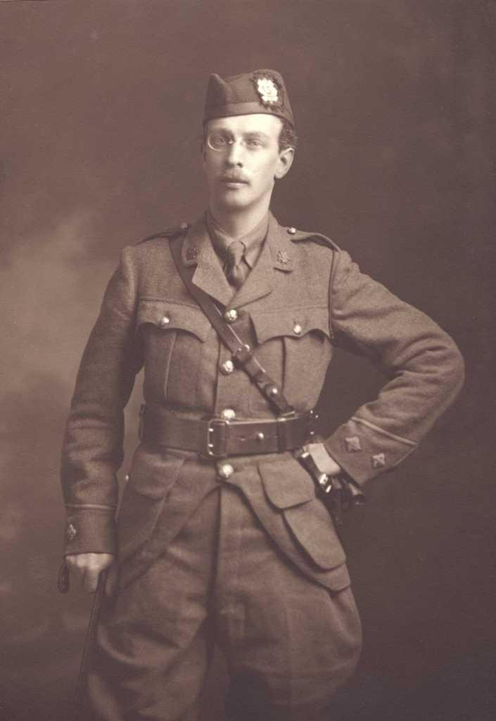 Archibald Allan Bowman. Glasgow University Archive Services Ref: DC077/9/2/18.