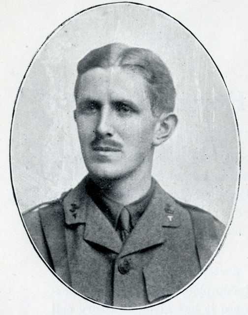Lieutenant William S. Maclay (Image reproduced with kind permission from the McLean Museum & Art Gallery)