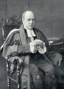 Rev. Professor James Cooper (Reference UP1/193/1)