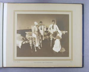 Fitting Provisional Limbs At Erskine Hospital (Page 29)