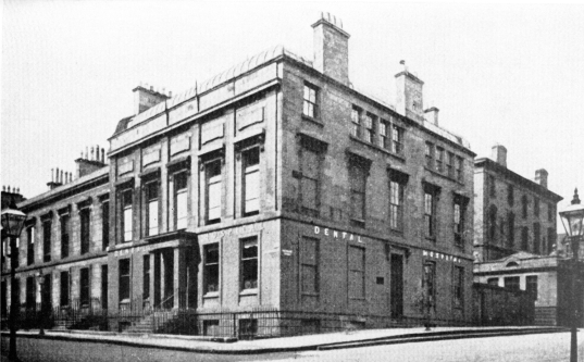 1 the glasgow dental hospital and school