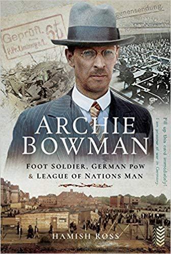 Archie Bowman Book