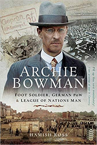 Archie Bowman Book